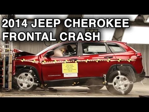 2014 jeep cherokee earns four star safety rating from nhtsa autoevolution. Black Bedroom Furniture Sets. Home Design Ideas