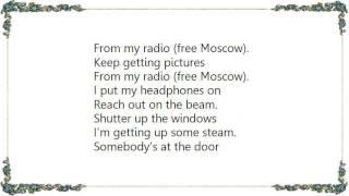 Jethro Tull - Radio Free Moscow Lyrics
