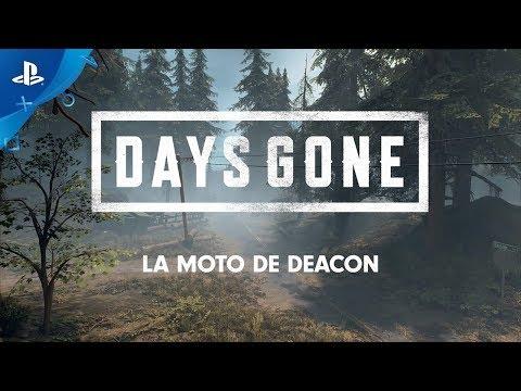 Construyendo la Motocicleta de Deacon en Days Gone