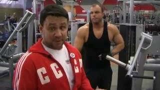 Ростов фитнес project: тренировка на грудь и спину