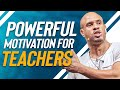 TOP Motivational Video for TEACHERS Professional Development Jeremy Anderson
