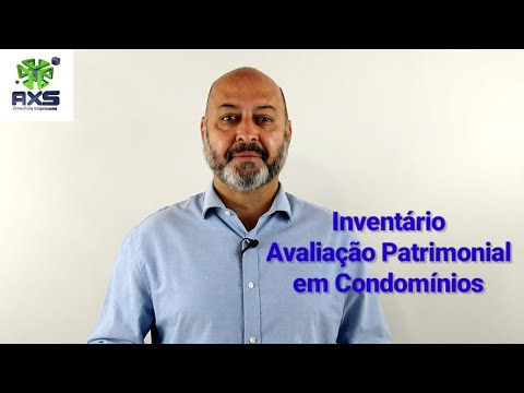 Ativo Imobilizado em Condomínios Avaliação Patrimonial Inventario Patrimonial Controle Patrimonial Controle Ativo