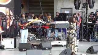 Angie Stone performs Brotha live at Melbourne Soulfest 2014