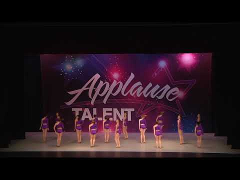 Best Jazz // I'm a Lady - Select Performance Team, Rara Dance Studio [Milford, MI] 2018