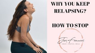 Eating disorders : WHY YOU KEEP RELAPSING... BULIMIA, ANOREXIA, BINGING.... how to STOP