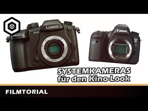 SYSTEMKAMERA vs. SPIEGELREFLEX | Vor- und Nachteile | Filmtorial - 01