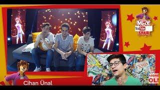 Cihan Ünal, Ruhi'nin Takımı – Max YouTube Star Dördüncü Videosu