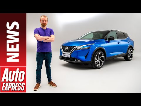 2021 Nissan Qashqai: could this high-tech SUV be your next family car?