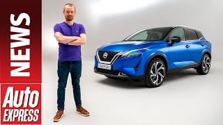 2021 Nissan Qashqai: could this high-tech crossover be your next family car? by Auto Express