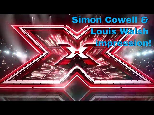 Simon Cowell & Louis Walsh