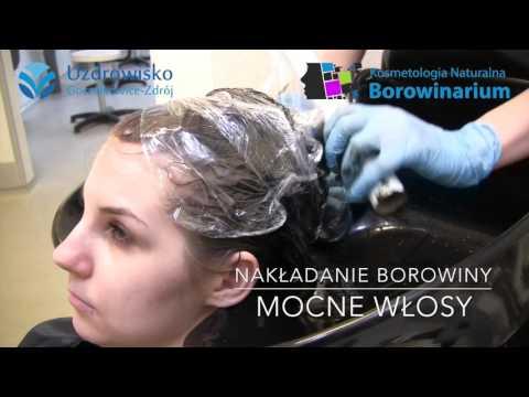 Maska ujędrniający do żółtka włosy miodem