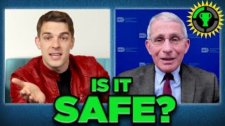 Game Theory's UNCENSORED Interview With Dr. Fauci | The COVID-19 Vaccine