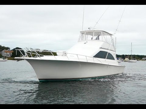 Ocean Yachts 48 Super Sport video