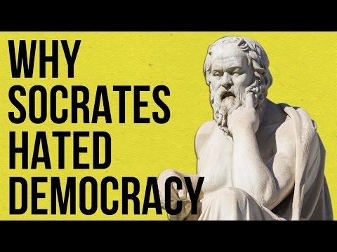 Proč Sokrates nesnášel demokracii?