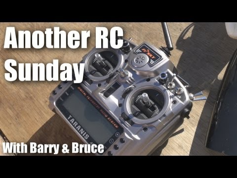 sunday-rc-plane-flying-with-barry-and-bruce