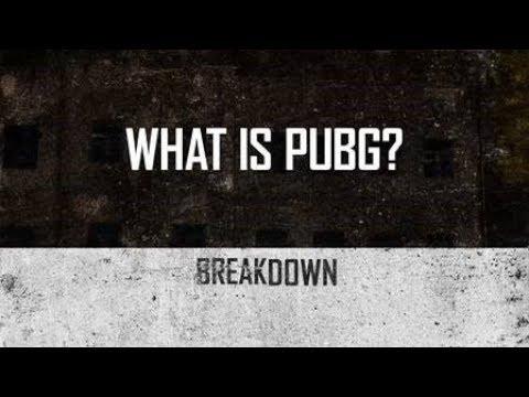 你有聽過 PUBG嗎?