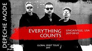 Depeche Mode - Everything Counts (Multicam)(Global Spirit Tour 2017, Uncasville, USA)(2017-09-01)