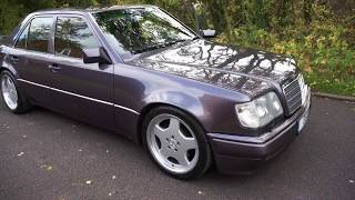 1994(M) MERCEDES W124 E500 500E SALOON AUTOMATIC METALLIC BORNITE MERCLAND