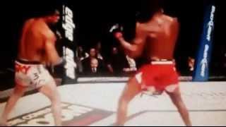 Jon Jones Finished Vitor Belfort I Round 4 At UFC 152