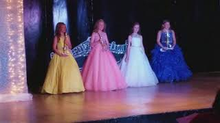 2017 union county junior miss fair pageant crowning