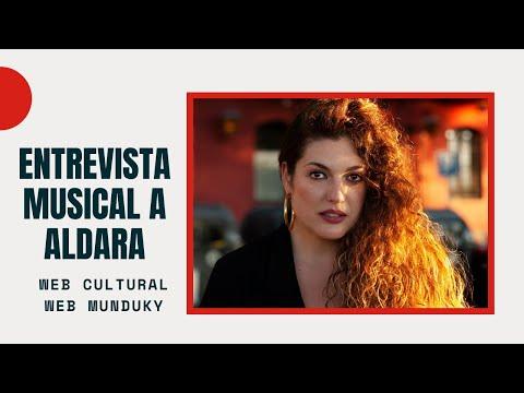 Entrevista musical a Aldara