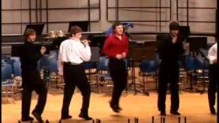 Men's Ensemble - Hot Chocolate