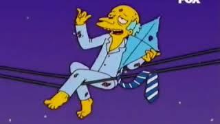 Os Simpsons – Pare, Senão o Meu Cachorro Atira! (clip4)
