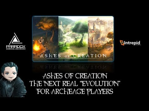 Ashes of Creation: The next real