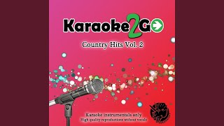 Provided to YouTube by CDBaby Bartender (Karaoke Instrumental) (In the Style of Lady Antebellum) · Karaoke2go Country Hits, Vol. 2 ℗ 2014 Karaoke2go Released...