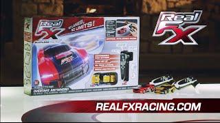 """Гоночный трек Real FX Racing от компании Интернет-магазин """"Timatoma"""" - видео 1"""