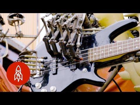 A Punk Band of Robots