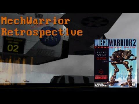 MechWarrior 2: Ghost Bear's Legacy - Intro - игровое видео