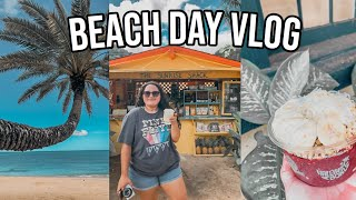 VLOG: Sunset Beach, Sunrise Shack, and a Nude Beach?!   Military Wife
