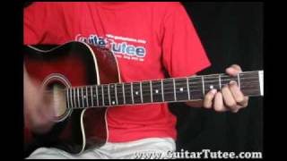 Katy Perry - Thingking Of You, by www.GuitarTutee.com