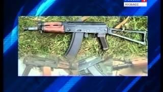 Междуреченские школьники нашли оружие в тайнике