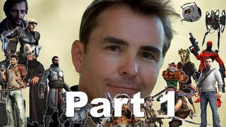 "The Many Voices of ""Nolan North"" In Video Games - Part 1"