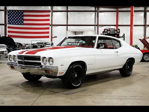 Video of '70 Chevelle - PX0A