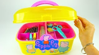 Свинка Пеппа набор для детского творчества Игрушкин ТВ