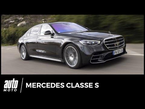 Essai Nouvelle Mercedes Classe S : notre avis à bord