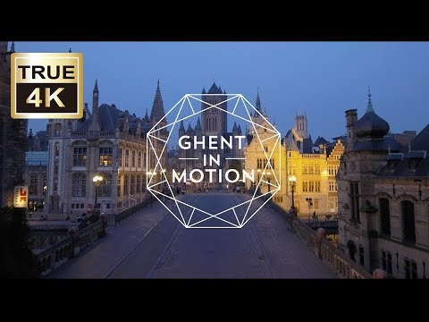 Ghent, Where Fairytales Meet Innovation