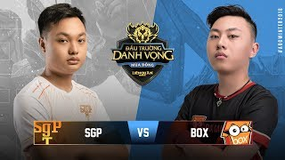 SAIGON PHANTOM vs BOX GAMING [Vòng 1][06.09.2018] - Đấu Trường Danh Vọng mùa Đông 2018