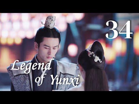 Legend of Yun Xi 34(Ju Jingyi,Zhang Zhehan,Mi Re)