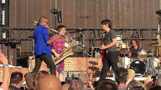 Trombone Shorty - The Craziest Thing/On Your Way Down (13.07.2017, JazzOpen Stuttgart, Schloßplatz)