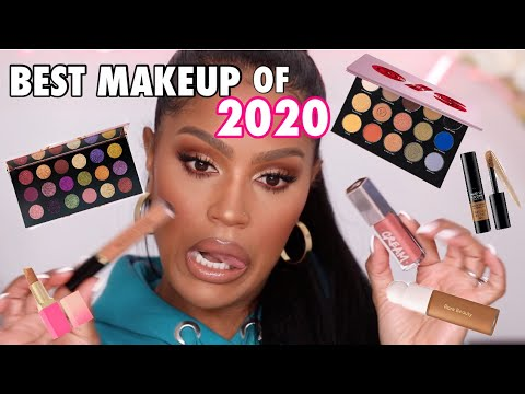 GRWM: BEST MAKEUP PRODUCTS OF 2020 | MAKEUPSHAYLA