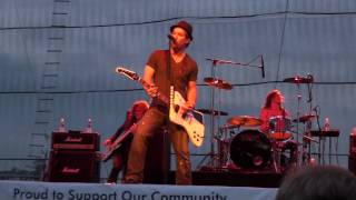 David Cook - Kiss on the Neck (Del Mar)