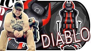 Diablo X-One HORN Gaming Stuhl - Für wen geeignet? - Unboxing / AUFBAU / Test
