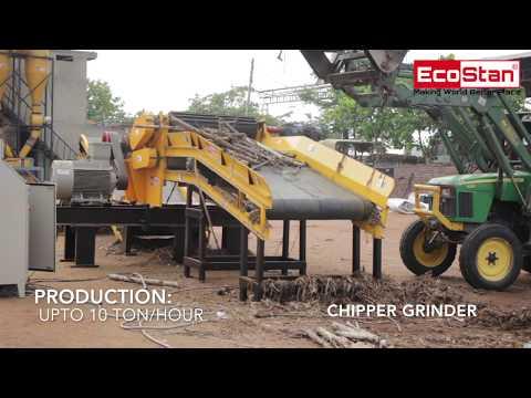 Chipper Grinder