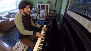 """Rainy Girl""- Andrew McMahon In The Wilderness (Cover by Eric Ames)"