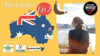 เที่ยวรอบโลก CHECKLIST 44 : Australia : NSW & QL EP.2 OA : 17/08/59