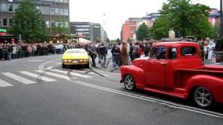 Chevrolet Camaro, Chevrolet Camaro vs police